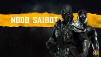 Mortal Kombat 11  Noob Saibot Wallpaper Poster 24 x 14 inches
