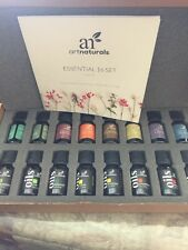 Art Naturals Aromatherapy Top 16 Essential Oil Kit -   10 ml From Beverly Hills