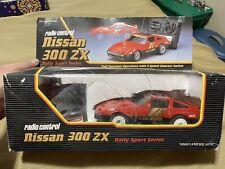 Nikko Radio Control Nissan 300ZX W/ Original Box 24080 As-is Rare