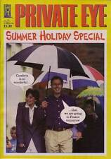 PRIVATE EYE 1060 - 9 - 22 Aug 2002 -Cherie / Tony Blair - SUMMER HOLIDAY SPECIAL