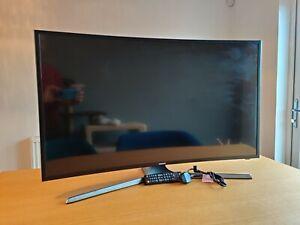"""Samsung 40"""" 4K Ultra HD Curved Smart LED TV (UE40KU6100)"""