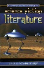 Historical Dictionary of Science Fiction Literature (Historical Dictionaries of