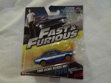 Modellini statici di auto, furgoni e camion Mattel per Ford