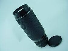 CANON FD 100-300mm f/5.6 Zoom Macro Manual Focus Lens