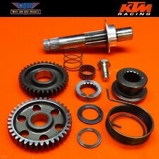 1995 KTM 400 RXC 620 350 Kickstart Gear Kickstarter Shaft Kick Start Starter