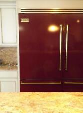 "Viking Professional 36"" Bottom Freezer Refrigerator VIBB363 20.3 Cubic Feet LH"