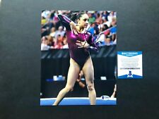 Jordyn Wieber Hot! signed autographed US Olympic 8x10 photo Beckett BAS coa