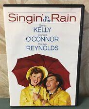 Singin' in The Rain - Classic Dvd Gene Kelly Debbie Reynolds Donald O' Connor