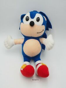 "Sonic The Hedgehog A2611 BOOTLEG 7"" Plush Stuffed Toy Doll Sega 1991"