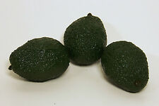 Designer One Weighted Artificial Faux Fake Avocado Vegetable