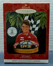 "1997 Hallmark - Jeff Gordon - #1 Release in ""Stock Car Champions"" Series(Mib)"