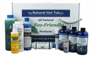 The Natural Hot Tub Company Deluxe Spa Package