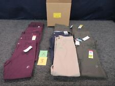 10 YOUTH BOYS PANTS BASIC EDITIONS FRENCH TOAST JEANS LOT SIZE 7 SMALL CLOTHING