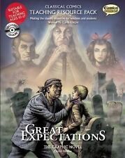 Great Expectations Teaching Resource Pack: The Graphic Novel [With CDROM] (Mixed