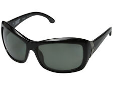 1fc7487da40 Spy Optic Farrah Polarized Sunglasses Black Frame Happy Lens 673011038864