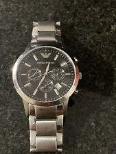 Emporio Armani AR2434 Classic Men's Watch Stainless Steel