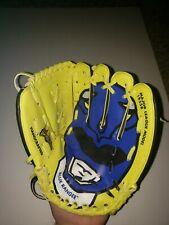 Vintage Rare Mighty Morphin Power Rangers Blue Ranger Baseball Glove Remco 1994