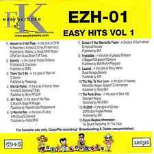 Easy Karaoke CDGs and DVDs for sale | eBay