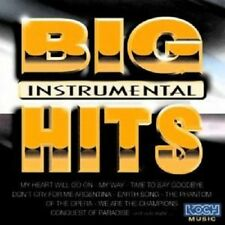 ACOUSTIC SOUND ORCHESTRA 'BIG HITS INSTRUMENTAL' CD NEW+