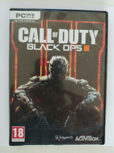 CALL OF DUTY BLACK OPS 3 PC DVD ROM (not included product/cd code/key)