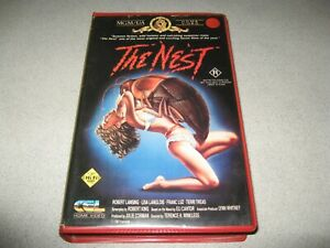 The Nest *Rare hard to find Horror*