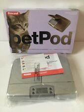 StayWell PetPod Digital Automatic Feeder Cat Dog Daily Timer Food Dispenser