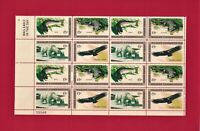 4 Complete Sets of 4 x 8 Cents Stamps Wildlife Conservation (Scott# 1427-30) MNH