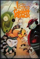 James And The Giant Peach Poster 24in x 36in