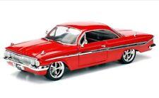 Jada Toys Fast & Furious 8 1 24 Diecast - Dom's Chevy Impala Vehic Japan IMPORT