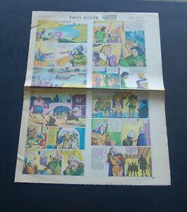 Oct 25 1970 Classic Illustrated Newspaper Comic Sect. Vol 4 #43 45 GUARDSMEN
