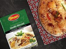BUY 3 - SHAN SINDHI BIRYANI SEASONING MIX MASALA SPICES 60GM/2.1OZ