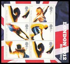 2005 GB London 2012 Olympics MS2554 Miniature Sheet UM MNH