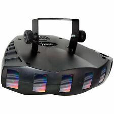 Chauvet Lighting Derby X DMX LED DJ Blackout Static Effect Strobe Light