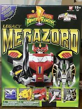 Bandai Mighty Morphin Power Rangers Legacy Megazord 20th Anniversary