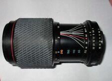 Tokina Canon FD Camera Lenses