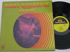 Dizzy Gillespie With Strings~My Way~Solid State SS-18054 Stereo(NM)