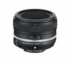Single-Focus Lens Af-S Nikkor 50Mm F / 1.8G Special Edition Full Nikon Black