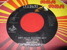 MACHINE 45 - GET YOUR BODY READY - RCA PB-11456 SOUL NM