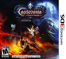 NEW Castlevania: Lords of Shadow, Mirror of Fate (Nintendo 3DS) NTSC