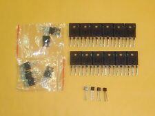 FULL SET OF MATCHED SEMICONDUCTORS FOR DIY PASS ALEPH 5 CLASS A POWER AMPLIFIER