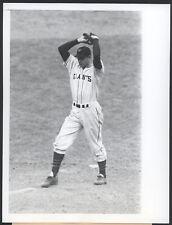 1947 Orig BB Press Photo - Clint Hartung, Giants