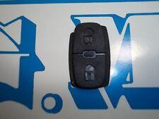 botones goma OJAL 2 Botones COVER llave carcasa control remoto CITROËN C2 C3 C4