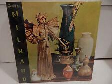 MILHAUD Six Little Symphonies / L'homme Et Son Désir & Notes Candide LP SEALED