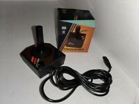 NEW Highest Quality Ambidextrous Joystick With 10 Foot long Cord for ATARI 2600