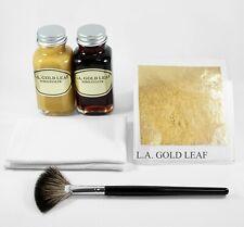 23K Genuine Gold Leaf Kit (5 Sheets : 2oz.)
