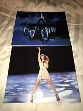 Celine Dion A New Day Las Vegas Show Program Volume 2 & 3 Rare -New
