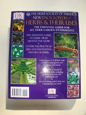 Near Mint ENCYCLOPEDIA of HERBS & THEIR USES Deni Bown 1st American Edition 2001