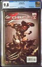 X-Force (2008 3rd Series) #1  CGC 9.8