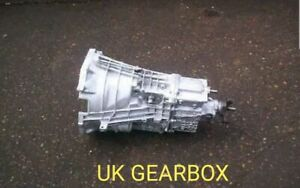 FORD TRANSIT TIPPER 5 SPEED RWD RECONDITIONED GEARBOX