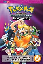 Pokmon Adventures Diamond & Pearl Platinum Vol 3 by Hidenori Kusaka 2011 TPB viz